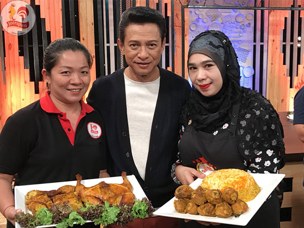 รับออกร้านไก่ย่าง ส้มตำ อาหารไทย จัดเลี้ยง งานปีใหม่ งานแต่งงาน